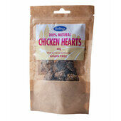 12 x 60g Hollings Natural Chicken Hearts