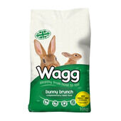 Wagg Bunny Brunch Complementary Rabbit Food 10 kg