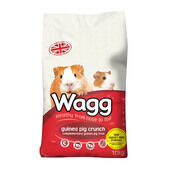 Wagg Guinea Pig Crunch 10 kg