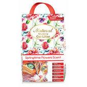 Natural Cat Litter Springtime Time 10kg