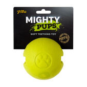 3 x Petlove Mighty Pups Foam Ball
