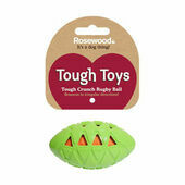 3 x Rosewood Tough Crunch Rugby Ball