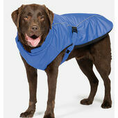 Danish Design Sports Luxe Blue Dog Coat