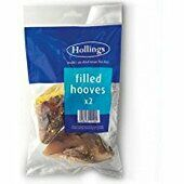 Hollings Premium British Beef Hooves Tub 8 Pack