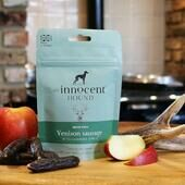 The Innocent Hound Venison Sausage With Apple 7pcs