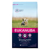 Eukanuba Growing Puppy Toy Breed Dog Food with Chicken 2kg