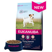 Eukanuba Caring Senior Small Breed Chicken 12kg