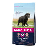 Eukanuba Caring Senior Large Breed Dog Food with Chicken 12kg
