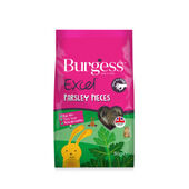 6 x Burgess Excel Parsley Baked Treats for Small Pets 80g