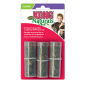 Kong Premium North American Catnip Refillable Tube 3pk