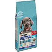 Beta Puppy Large Breed Dry Dog Food With Turkey 2kg