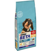 Beta Puppy Small Breed Dry Dog Food With Chicken 2kg