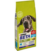 Beta Adult Large Breed Dry Dog Food With Turkey 2kg