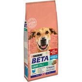 Beta Adult Light Dry Dog Food With Turkey 2kg