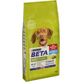 Beta Adult Dry Dog Food With Turkey & Lamb