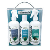 Pet Remedy Grooming 3 Step Kit Set
