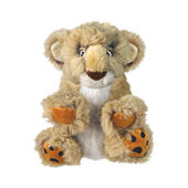 Kong Comfort Kiddos Large Lion Dog Toy