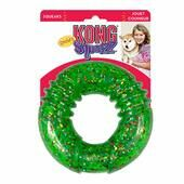 Kong Squeezz Confetti Ring Assorted Large