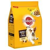Pedigree Complete Dry Small Dog Food with Chicken and Vegetables 2.3kg