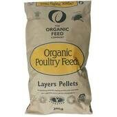 Allen & Page Organic Poultry Layers Pellets With Omega 3 20kg