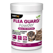 Vetiq Flea Guard Powder 60g
