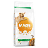 Iams Vitality Adult Large Dog Food With Fresh Chicken 2kg