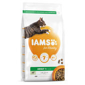 Iams Vitality Adult Cat Food With Lamb