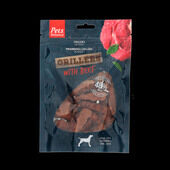 10 x Pets Unlimited Grillers Beef Dog Treats 100g