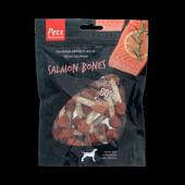 8 x Pets Unlimited Salmon Bones Dog Treats 150g