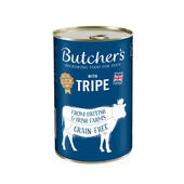 12 x Butcher's Can Dog Food - Original Tripe Loaf 400g