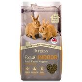 Burgess Excel Indoor Rabbit Nuggets 1.5kg