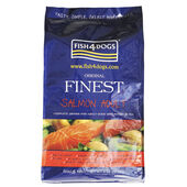 Fish4Dogs Original Finest Salmon Regular Bite Adult Dry Dog Food