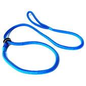 KJK Ropeworks Braided Slip Lead Blue 8mm X 150cm