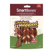 10 x Smartbones Chicken Wrapped Sticks (5 Pack)