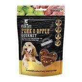 12 x Rosewood Posh Eats Pork & Apple Gourmet Dog Treats 80g
