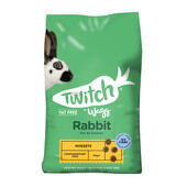 Twitch By Wagg Rabbit Food 10kg