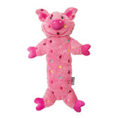 Kong Low Stuff Speckles Pig Large Dog Toy