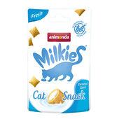 12 x Milkies Cat Dental Snacks 30g