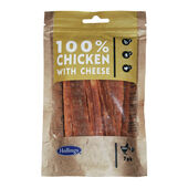 10 x Hollings Chicken & Cheese Bars for Dogs - 7 in a Pack