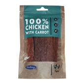 10 x Hollings Chicken & Carrot Bars for Dogs - 7 in a Pack