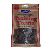 10 x Hollings Training Treats for Dogs in Beef 75g