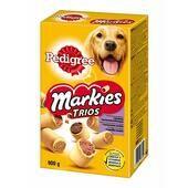 Pedigree Markies Trio Biscuits Dog Treats 12.5kg