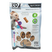 K9 Connectables Tasty Treats in Chicken & Carrot - Medium/Large 130g