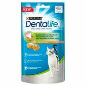 8 x Dentalife Salmon Chicken Treats 40g