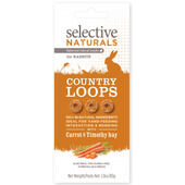 4 x Selective Naturals Country Loops 80g