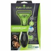 Furminator Undercoat Deshedding Tool For Small Long Haired Dog