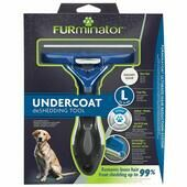 Furminator Undercoat Deshedding Tool For Large Short Haired Dog