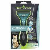 Furminator Undercoat Deshedding Tool For Small Long Haired Cat