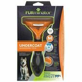 Furminator Undercoat Deshedding Tool For Medium Short Haired Dog