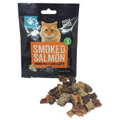 Purely Fish Smoked Salmon Snacks For Cats 20g